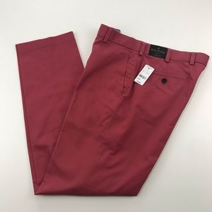 NEW Brooks Brothers Milano Fit Chinos Size 34x32